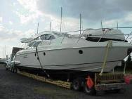 Azimut Yacht Transport