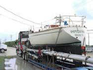 Sailboat Transport Texas