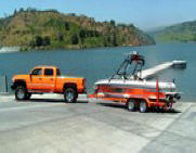 Lake Boat Transport