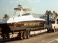 Boat Towing United States Customs
