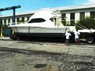 yacht transport